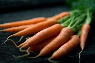 jak przechowywać marchewki