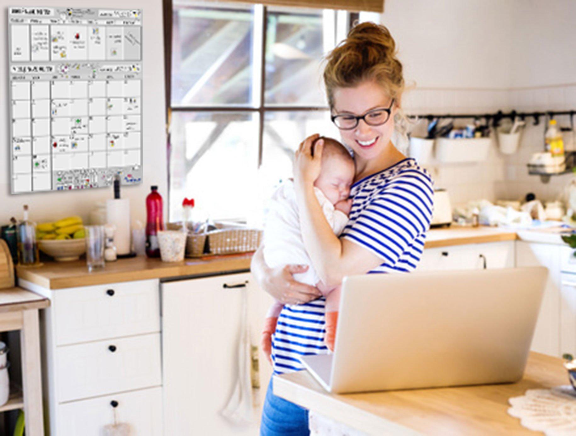 Jak zarządzać czasem, by wykonać wszystkie domowe obowiązki?