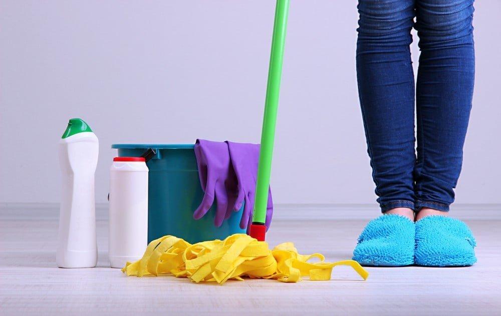 4 sprawdzone sposoby na sprzątanie domu, w którym mieszka alergik